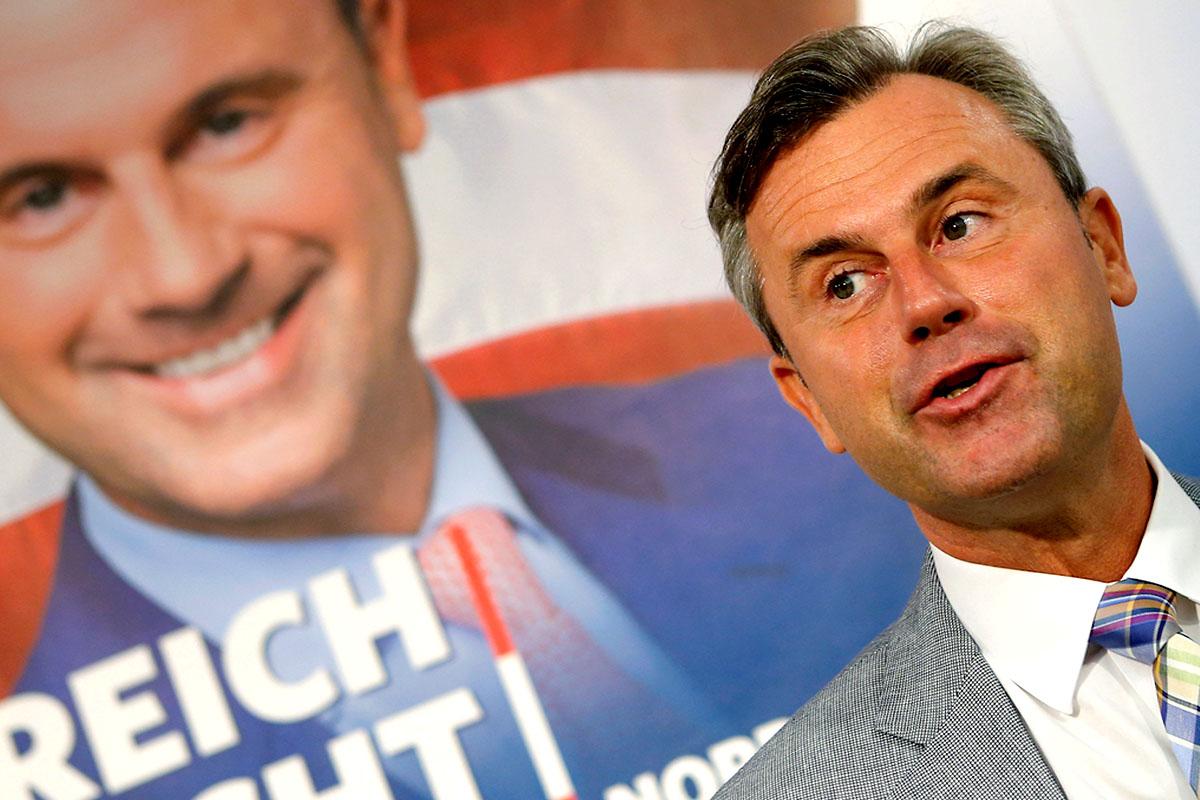 El joven político austriaco que sorprendió a toda Europa